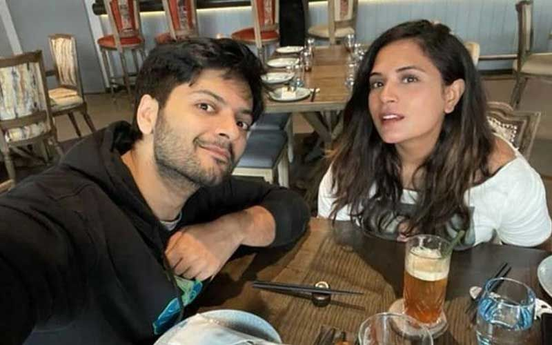 Have Ali Fazal And Richa Chadha Secretly Tied The Knot? Mirzapur Actor Drops A Post, Says 'I Get To Say You're Mine'