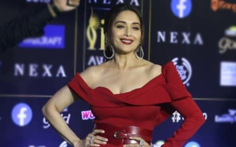 Madhuri Dixit To Star In New Family Drama Titled Mere Paas Maa Hai; Actress Signs Deal With An OTT Platform-REPORT