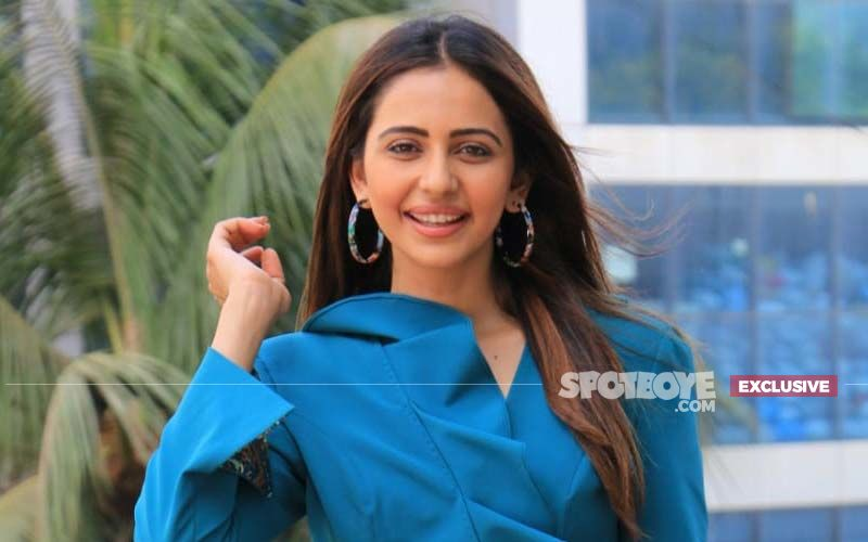 Rakul Preet Singh On The Current Phase Of Her Career: 'I Believe It's Just the Beginning'-EXCLUSIVE