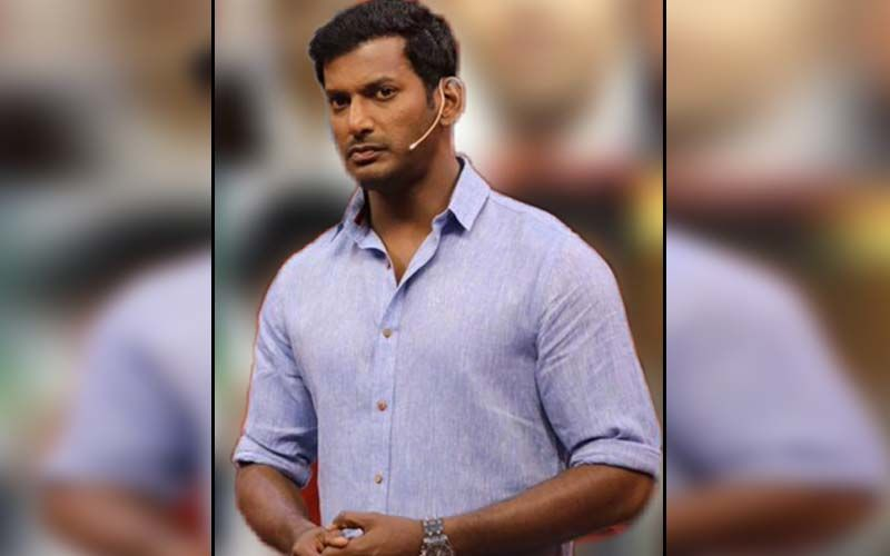 Enemy: Vishal Reddy Wraps Up The Shoot For His Most Awaited Action Thriller Film