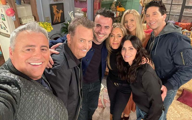 Courteney Cox Finally Gets Her FRIENDS Due; Scores First Emmy Nomination For The Reunion Special