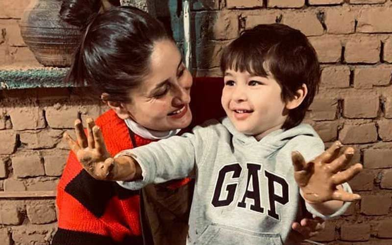 Kareena Kapoor Khan Says She Initially Didn't Know How To Clean Son Taimur Ali Khan's Poop; Says 'Wasn't The Most Perfect Mom'