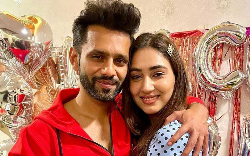 Rahul Vaidya-Disha Parmar Wedding: Couple Had Stepped Out For Dance Rehearsals Ahead Of Big Day; Watch Video