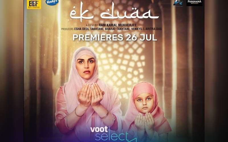 Ek Duaa Trailer OUT: Esha Deol Is A Mother Fighting With Her Family To Demand Love And Respect For Her Daughter -WATCH