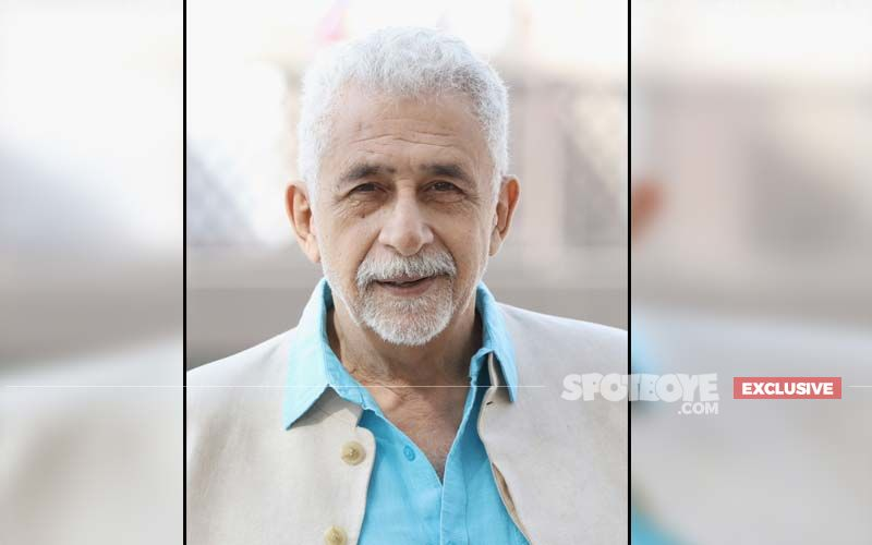 """Naseeruddin Shah's Health Update: Veteran Actor Speaks From The Hospital, Says He's """"Likely To Be Discharged On Sunday"""" - EXCLUSIVE"""