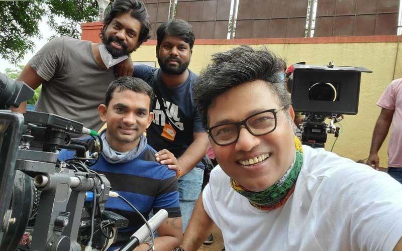 Anuradha: Sanjay Jadhav Shares BTS Moments From The Sets Of His Upcoming Marathi Web Series