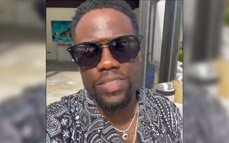 """Kevin Hart Wiggles To Justin Timberlake's Sexy Back; Singer Comments """"Killing Them Step-Ball-Changes"""""""