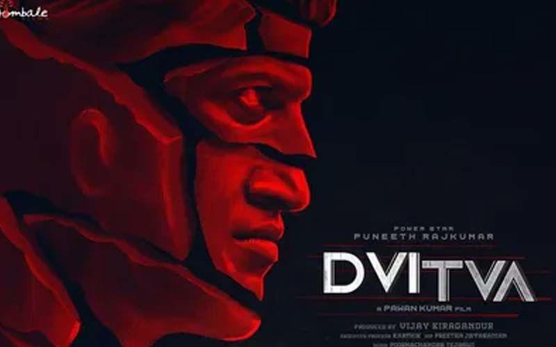 Dvitva: Karthik Gowda Unveils The First Look Of Upcoming Psychological Thriller Starring Puneeth Rajkumar