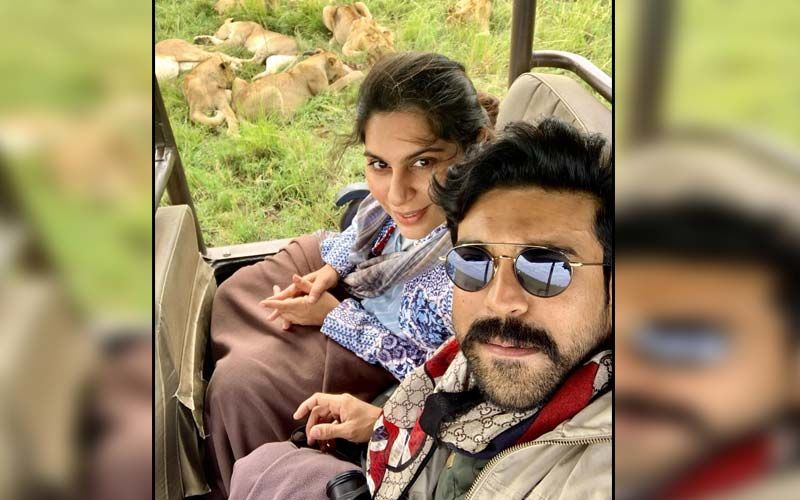Ram Charan Wishes Wife Upasana On Her Birthday With This Loving Post