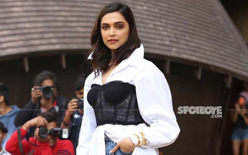 Deepika Padukone Shares BTS Pic From Shakun Batra's Untitled Film; Captions The Soothing Pic As 'Work In Progress'