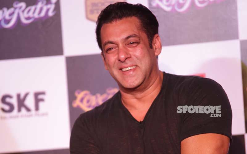 Tokyo Olympics 2020: Salman Khan Wishes 'Luck' To Team India; Cheers For The Athletes, Says 'I Join The Campaign To Support Our Indian Olympic Team'
