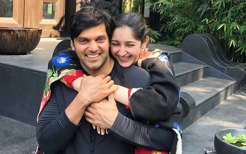 Arya And Sayyeshaa Blessed With A Baby Girl; Vishal Breaks The Happy News, Tweets 'Uncontrollable Emotions'