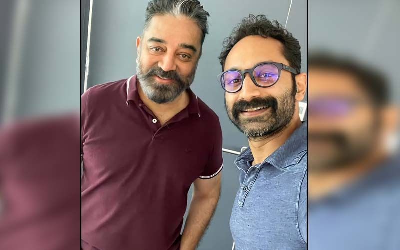 Kamal Haasan Watches Fahadh Faasil Starrer 'Malik'; Here's What He Thinks About The Latter's Performance In The Political Thriller