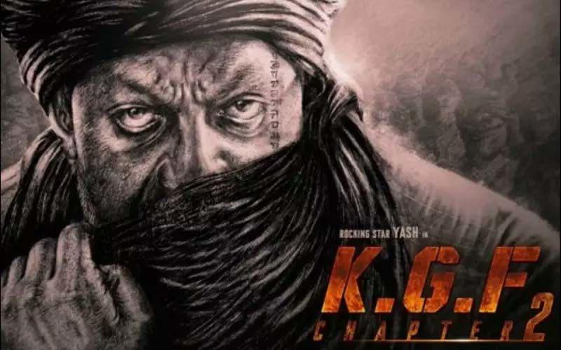 KGF Chapter 2: Makers Plan A Surprise Release Of Sanjay Dutt's Adheera Teaser On His Birthday