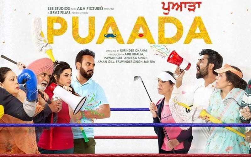 Puaada: The Release Date Of Ammy Virk And Sonam Bajwa Starrer Much-Awaited Film Is Here