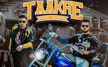New song Alert - 'Taakre' By Jassa Dhillon Ft. Gur Sidhu Is Playing Exclusively on 9X Tashan!