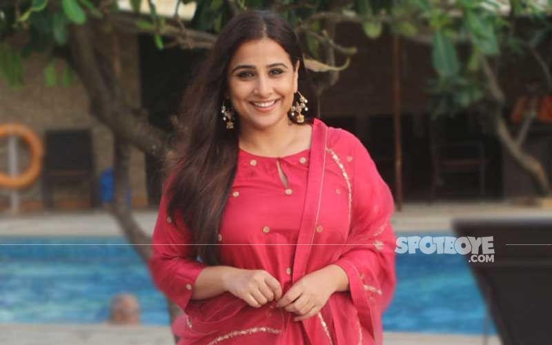 Vidya Balan On Facing Rejections At The Beginning Of Her Career: 'I Used To Go To Sleep Crying'