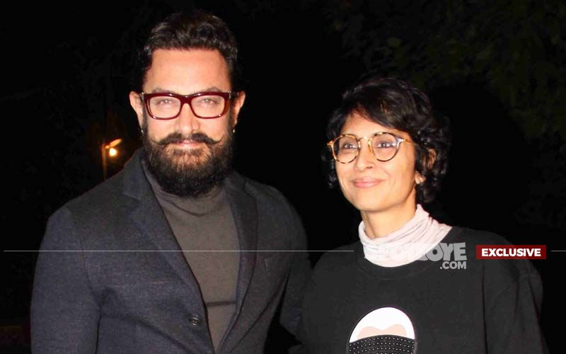 Aamir Khan And Kiran Rao Announce Divorce: All About Their Beautiful 15-Year Journey-EXCLUSIVE