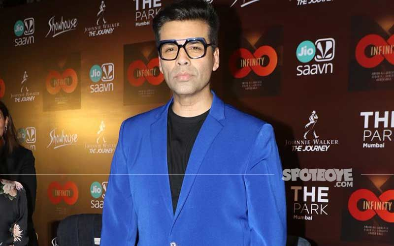 'It's Time To Create Some Eternal Love Stories From Behind The Lens': Karan Johar Dons Director's Hat Once Again; Filmmaker To Announce New Film Tomorrow