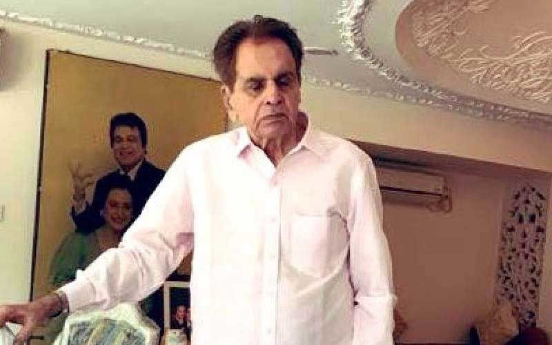 Dilip Kumar Demise: Thespian Draped In National Flag For State Honour; Final Journey Of The National Hero Begins