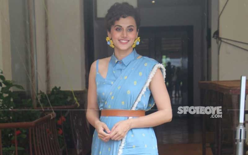 Taapsee Pannu Talks About Marriage Plans; Actor Reveals 'I Wouldn't Get Married To Someone My Parents Are Not Okay With'