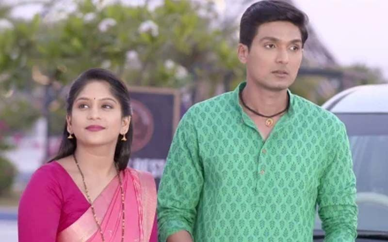 Phulala Sugandh Maaticha, July 09th, 2021, Written Updates Of Full Episode DCP Brings Anjali To Meet Shubham