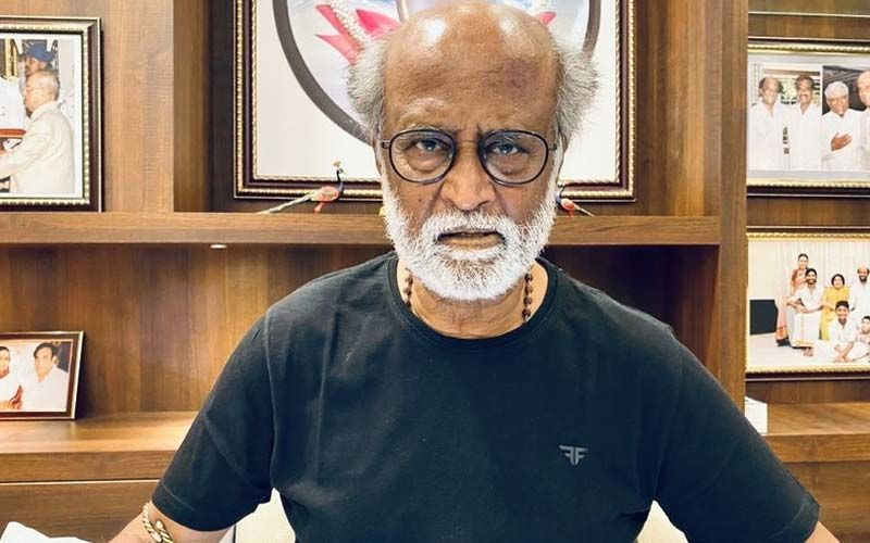 Rajinikanth Returns To Chennai, Thalaiva Gets A Big Welcome From Fans
