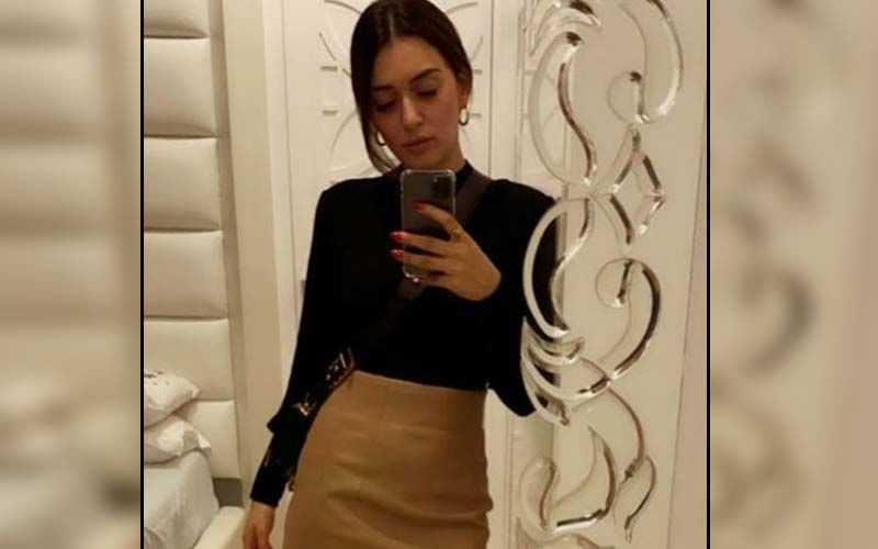 Hansika Motwani Crooning To A Hindi Song Is Just The Morning Treat For Her Fans