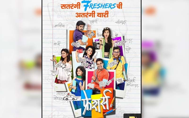 Freshers 2: The Cast Of Popular Marathi TV Serial Teases Fans With A Hint Of A New Season