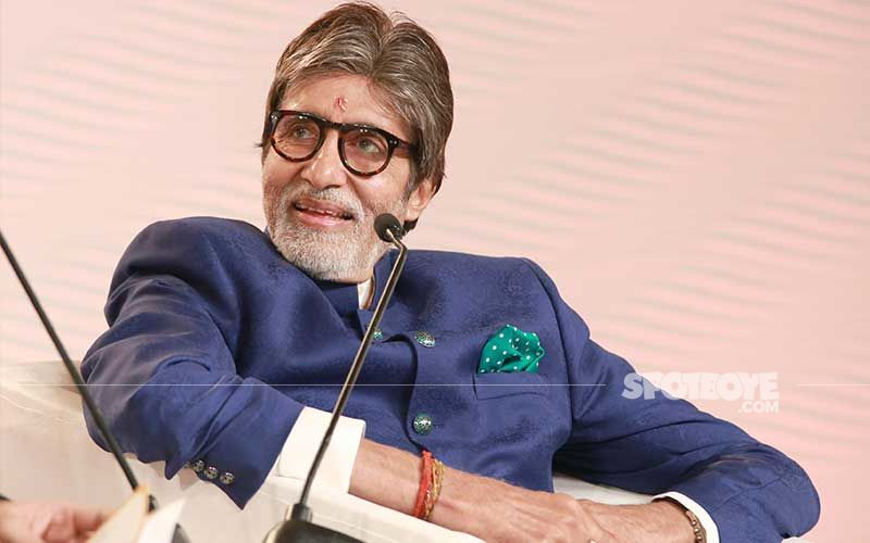 Amitabh Bachchan Gets Busy With KBC 13 During The Day, Brahmastra At Night; Says 'The Body Can Take This Much And No More'