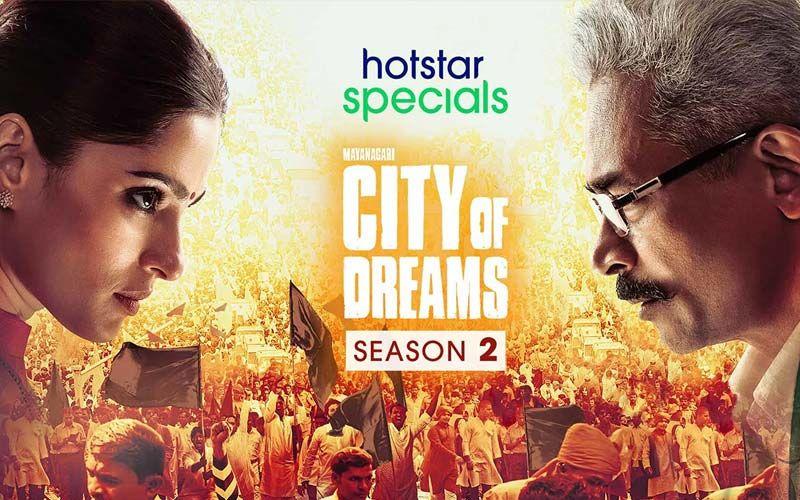 City Of Dreams 2: Priya Bapat, Siddharth Chandekar And Addinath Kothare Starrer Web Series Crosses 7.6 Million Viewers In 10 Days