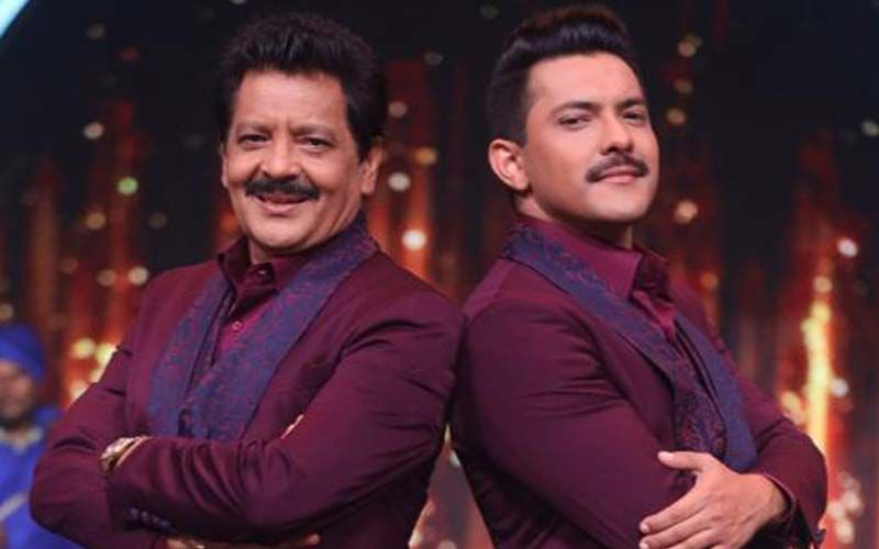 Indian Idol 12 Finale: Host Aditya Narayan Dedicates A Song To His Father Udit Narayan; Clad In A Similar Outfit The Senior Singer Wore While Singing The Original Song