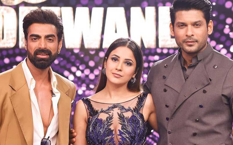 Dance Deewane 3: SidNaaz Pose For A Photo With Tushar Kalia; Fans Can't Keep Calm As Sidharth Shukla And Shehnaaz Gill Shoot For The Dance Show