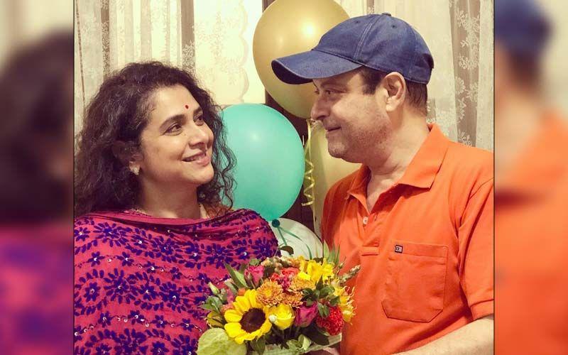 Sachin Pilgaonkar Writes An Adorable Note On Wife Supriya's Birthday