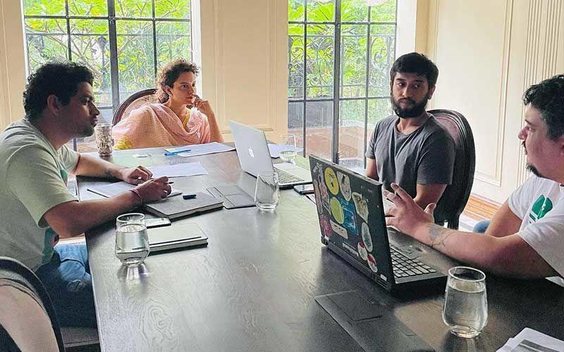 Tiku Weds Sheru: Kangana Ranaut Starts Pre-Production Of The Nawazuddin Siddiqui Starrer; Filming To Begin In The First Week Of November