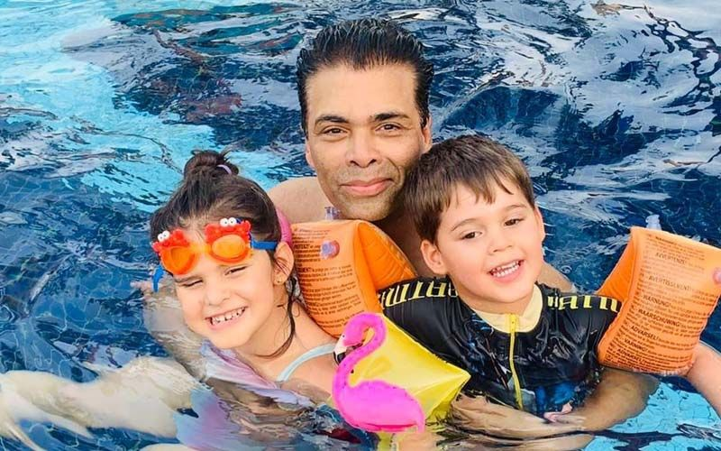 Karan Johar's Biggest Fear Is Related To His Twins Roohi And Yash; Click To Know What That Is!