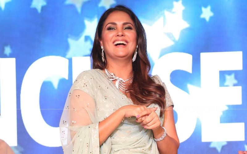 Lara Dutta On Getting Inputs For Bell Bottom From Her Father: 'He Was PM Indira Gandhi's Personal Pilot In The Air Force'