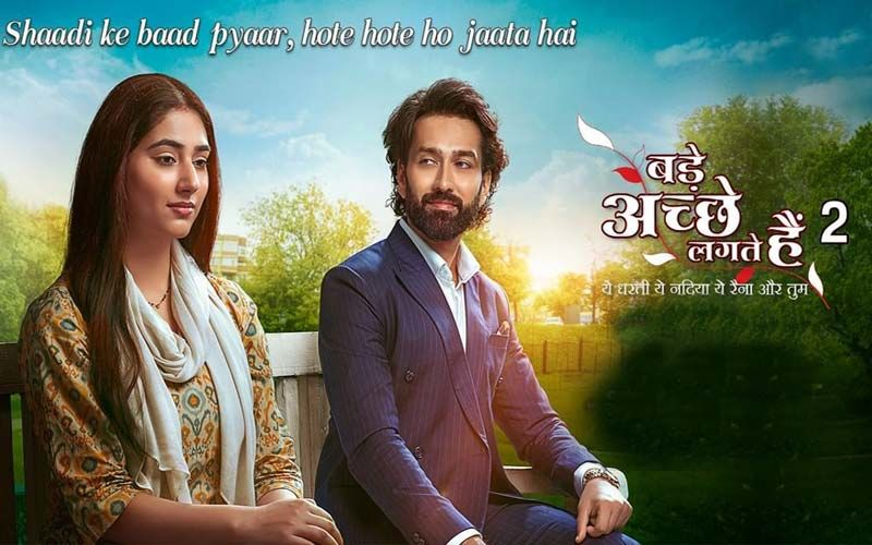 Bade Acche Lagte Hai 2: Ram-Priya Are Back On A Fresh Note But With Cute Nok-Jhok; Here's The Glimpse Of The First Episode- Watch