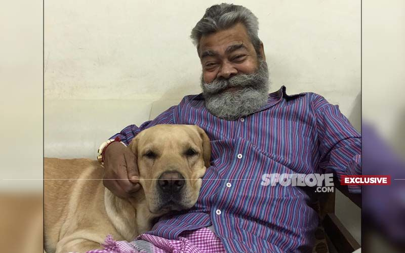 When Late Actor Anupam Shyam Shared How His Dogs Never Left His Side During Troubled Times; Said, 'One Of My Dogs Took Over My Negativity On Her And Died'- EXCLUSIVE