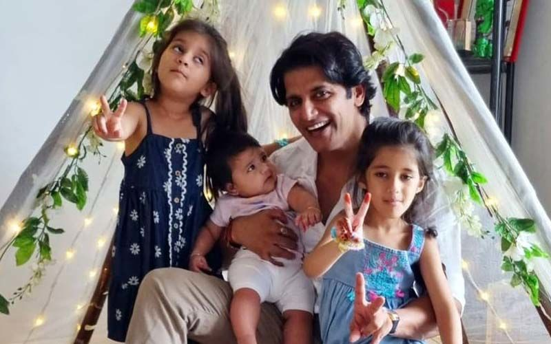 Karanvir Bohra: What I Want My Daughters To Learn About Life