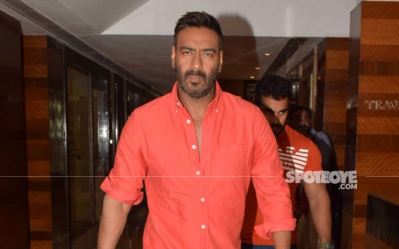 Ajay Devgn To Venture 'Into The Wild' With Bear Grylls On His Adventure Expedition Show