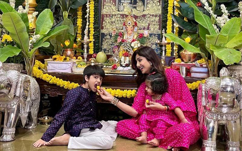 Ganesh Chaturthi 2021: Shilpa Shetty Bringing Ganpati Bappa Home Marks A New Beginning For The Brave Actress