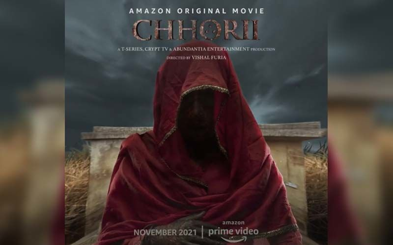 Chhorii Motion Poster OUT: Nushrratt Bharuccha's Horror Drama Will Send Shivers Down Your Spine