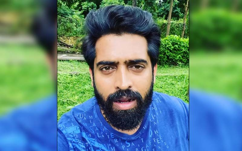 Marathi Actor Harish Dudhade's Macho Morning Look Is Just The Thing That Will Make Your Day