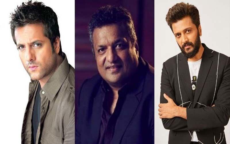 Fardeen Khan Makes A Comeback To Films; Teams Up With Riteish Deshmukh For Sanjay Gupta's Visfot
