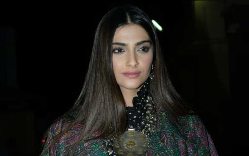Sonam Kapoor Ahuja Is A Vision To Behold At The Royal Academy's Summer Exhibition Preview Party In London