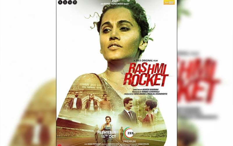 Taapsee Pannu Starrer Rashmi Rocket Takes The OTT Route; Releases On October 15 On Zee 5