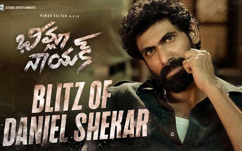 Rana Daggubatti Slays It With Blitz Of Daniel Shekhar; Samantha Akkineni, Chaitanya Akkineni, Prithviraj Sukumaran, And Others Cheer The Actor On Social Media