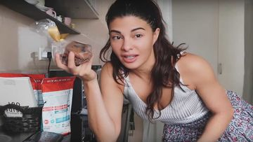 Jacqueline Fernandez Shares Her Bulletproof Coffee Recipe With Fans In Her Latest Vlog