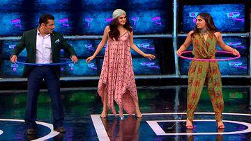 Bigg Boss 13 Weekend Ka Vaar Written Updates Day 20: Salman Khan, Taapsee Pannu, Bhumi Pednekar Have Ultimate Fun